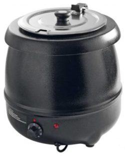 Bemar kociołek do zupy Black 10 L