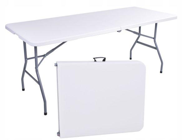 Stół bankietowy składany 180 cm / 80 cm